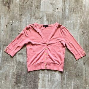 GAP 3/4 Sleeve Lightweight Cardigan